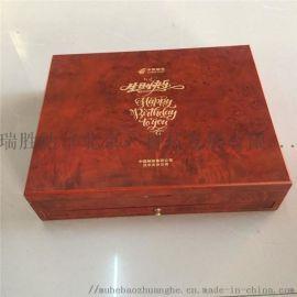 制作化妆品木盒,北京白酒木盒,瑞胜达木盒制作