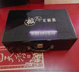装饰木盒,木盒订做,北京白酒木盒