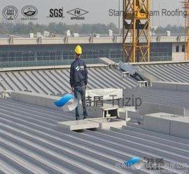杭州特盾铝镁锰屋面板TD65-430