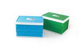 折叠式汽车收纳箱 车载后备箱储物箱 钓鱼箱汽车储物箱