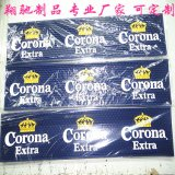 廠家直銷PVC軟膠皇冠酒吧墊 滴膠CORONA促銷禮品吧檯墊 Bar Mat 可開模定製