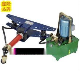 山东鑫隆DWG-2A电动液压弯管机 液压弯管机