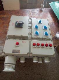 BXK燃气检测仪用防爆箱