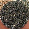 本格供应建筑黑石子 园林透水黑石子铺路黑鹅卵石