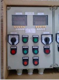 带电度表防爆配电箱 防爆触摸屏仪表箱