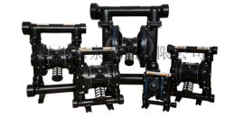 QBY3气动隔膜泵 不锈钢 铝合金 材质气动隔膜泵