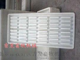 1.5米欧式水泥漏粪板模具厂家直销