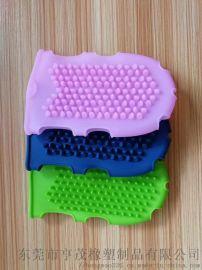 加长硅胶拉背条 洗面刷 硅胶毛巾 手套