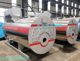 常压燃气热水锅炉低氮冷凝式