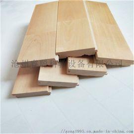 篮球场运动木地板枫木A级篮球场运动木地板