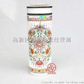 养生陶瓷保温杯生产厂家