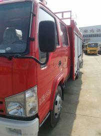 国五东风水罐消防车(3-3.5吨)