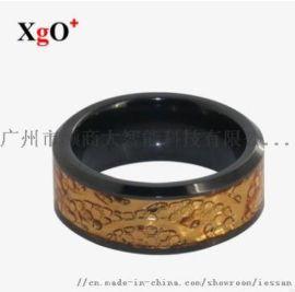 智能戒指 交通支付时尚指环 高科技门禁指环