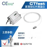 德國Optris 歐普士 CTfast緊湊型測溫儀