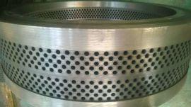 恒美百特560颗粒机配件-颗粒机压轮-颗粒机模具厂家