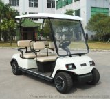 四座高爾夫觀光車智慧充電機變速四輪電動車