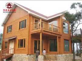 成都木屋厂家,度假村木屋酒店、木屋别墅修建