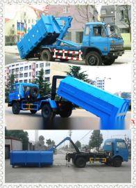 6吨勾臂车图片 6吨车厢可卸式垃圾车