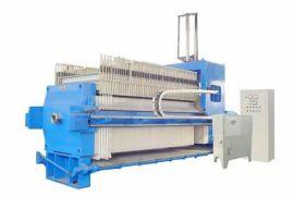 隔膜高压带清洗小车自动压滤机(X1250)