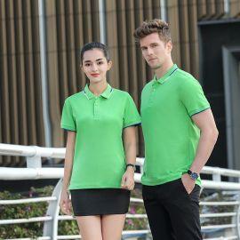 2020新款文化衫 休闲合体型户外短袖上衣 男女款企业活动polo衫