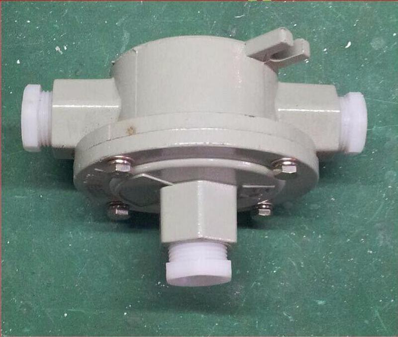 AH-G3/4鋁合金防爆三通接線盒