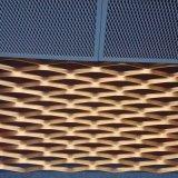 鋁板幕牆裝飾網 幕牆鋁板網 粉末噴塗拉伸網
