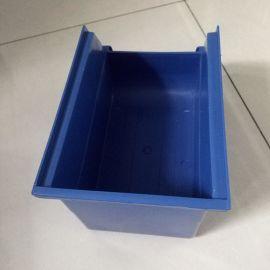 塑料零件盒 ,塑料PP零件箱,塑料小号塑料箱