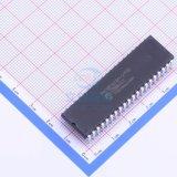 微芯/PIC18F4580-I/P 原裝正品