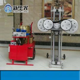 齐齐哈尔水下切割液压绳据机混凝土绳锯切割机
