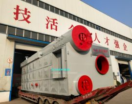 SZS2吨燃气蒸汽锅炉(可燃生物质)
