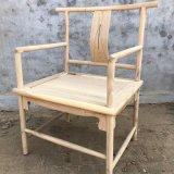 厂家直销新中式明清椅古典茶道出头打钩椅主人椅