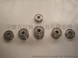 S636ZZ,S636-2RS 微型重载不锈钢轴承