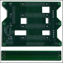 PCB板打样厂家,无铅喷锡PCB电路板,沉金镀银线路板,**华志鑫电路,品质值得信任
