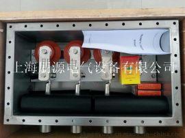 带过电压限制器保护接地箱