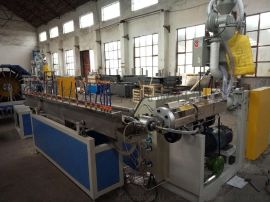 锋达**SJ55pvc纤维增强软管生产线