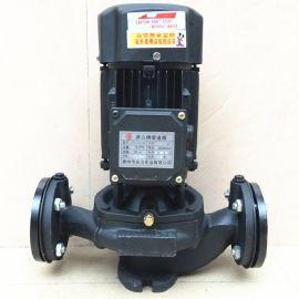 供台湾源立立式管道增压泵GD(2)80-40高温120°热水循环泵、空调泵