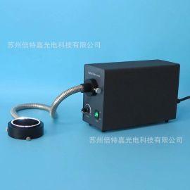 ULANP /优兰普ULP-L20-R型LED显微镜光源 LED光纤冷光源 环形光纤灯厂家