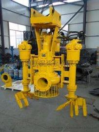 挖掘机砂浆泵;液压驱动矿浆泵;抽浆泵;杂质泵