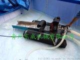 小河道采金设备便携式抽沙淘金船