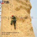 深圳大屿儿童拓展训练攀岩攀登架设备