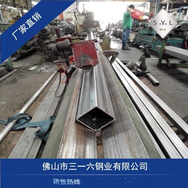 生产316不锈钢方管316不锈钢圆管