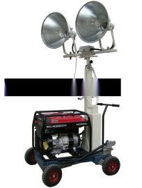 手推式投射灯工程照明车厂家