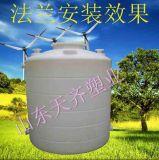 厂家直销3吨立式塑料水塔3立方食品级储水罐天津6000斤消防水塔