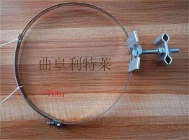 专业OPGW杆用引下线夹 金属引下夹具 光缆金具
