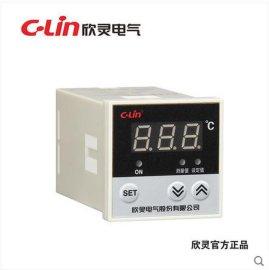 欣灵HH48-N(E5C4) K 399℃数显温度控制仪HH48N-131、101