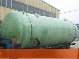 庄河市成品玻璃钢化粪池哪里便宜   如何安装  费用多少