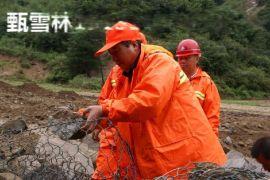 湘潭河道护坡铁丝网-长沙河道格宾六角网报价-岳阳热镀锌包塑石笼网
