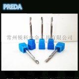 進口3.175單刃螺旋銑刀直刀PVC亞克力板切割雕刻機刀具配件