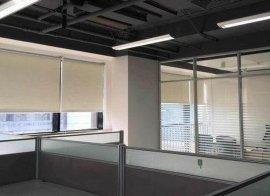 广州黄村窗帘,广州黄村办公室卷帘窗帘安装