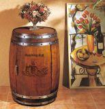 美晶经典橡木桶恒温酒柜